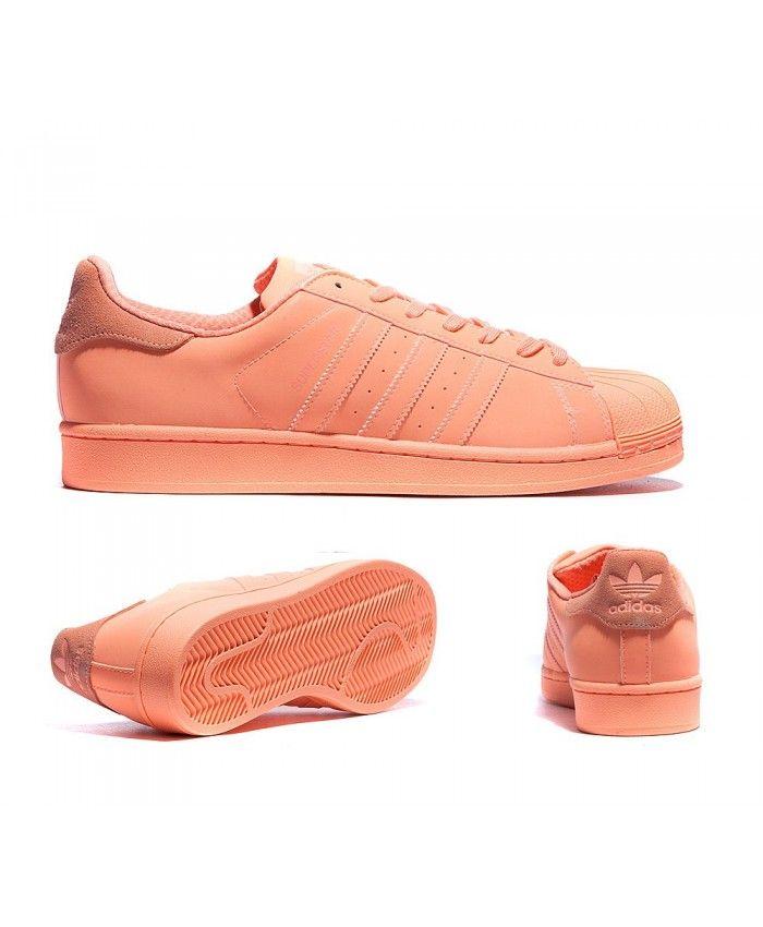 on sale f3c65 d986d Adidas Originals Superstar Adicolor Sun Glow Trainers. Adidas Originals  Superstar Adicolor Sun Glow Trainers Mens Shoes Uk ...