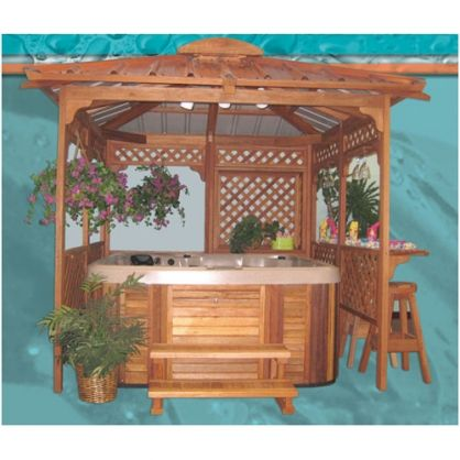 17 Best Images About Gazebo On Pinterest The Roof