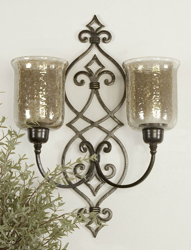 45 best Candle Holders ~ Sconces ~ Picture Frames images ...