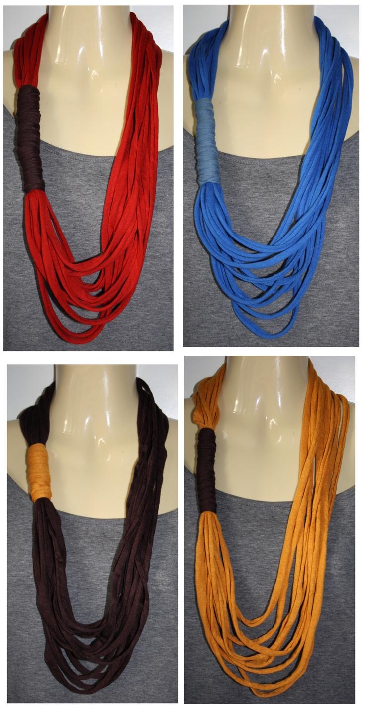 Textiel ketting