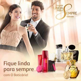Promoção da Boticário vai dar produtos de beleza por toda a vida - www.netpromos.com.br/ - NetPromos