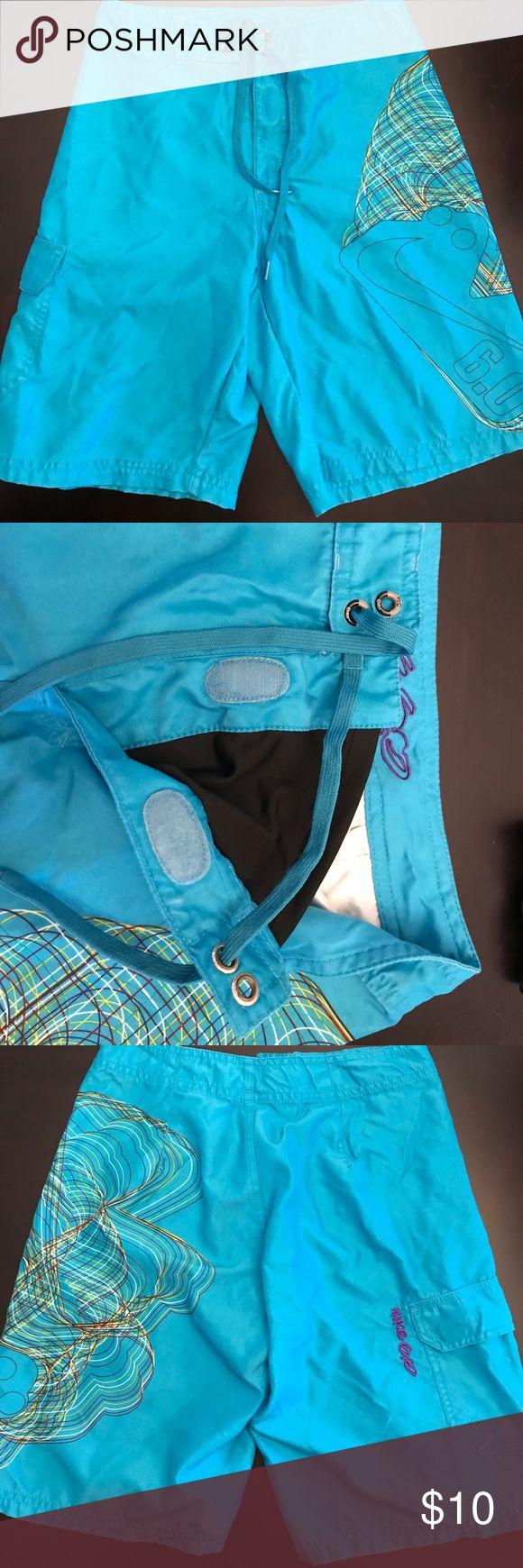 Nike boys swim trunks size 26 (10/12) Excellent condition Nike Swim Swim Trunks