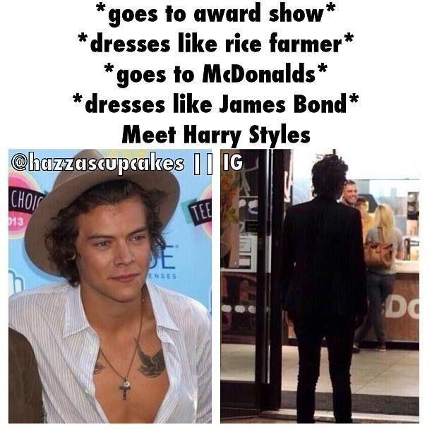 Meet Harry Styles..(: 《I wish I could