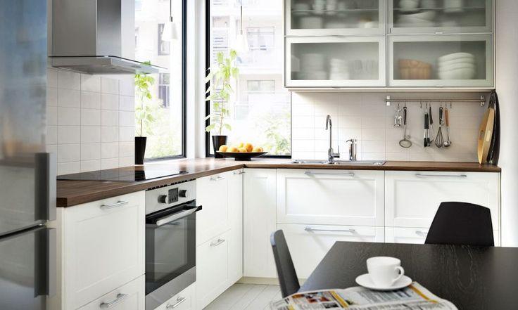 Кухни IKEA в интерьере: реальные фото и особенности дизайна по шведским технологиям http://happymodern.ru/kuxnya-ikea-v-interere-realnye-foto/ kyxni_ikea_67 Смотри больше http://happymodern.ru/kuxnya-ikea-v-interere-realnye-foto/