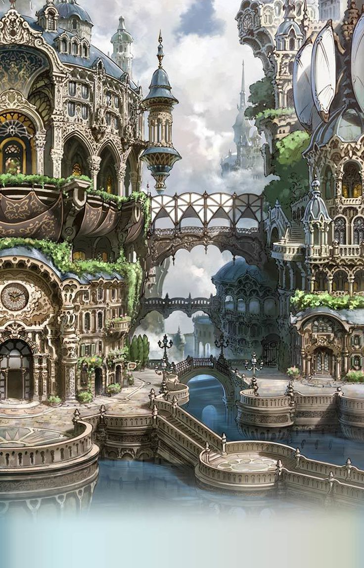The Art Of Animation, Gran Blue Fantasy