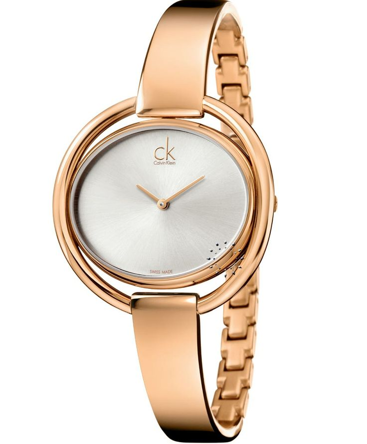 CALVIN KLEIN Impetuos Rose Gold Stainless Steel Bracelet Τιμή: 303€ http://www.oroloi.gr/product_info.php?products_id=37962