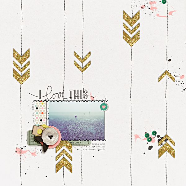 One Little Bird- Click, Forever Young, So Major Amy Wolff- That is Life chevron Gina Cabrera- stitching One little Bird/Amy Martin-Star on Top- Paint Pink Reptile Designs- Wanderlust Tickets