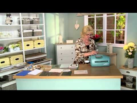 ▶ Crafting My Style With Sue Wilson - Nobly Framed Card - For Creative Expressions - YouTube