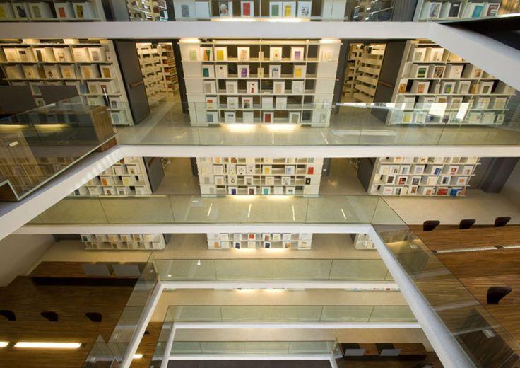 KING ROSELLI ARCHITETTI · Biblioteca Pio Ix · Architettura italiana