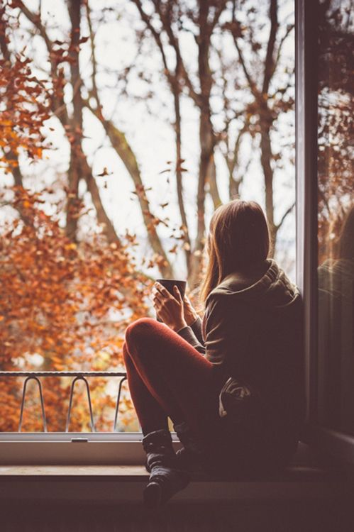 autumnlly: - O Hushed October Morning Mild