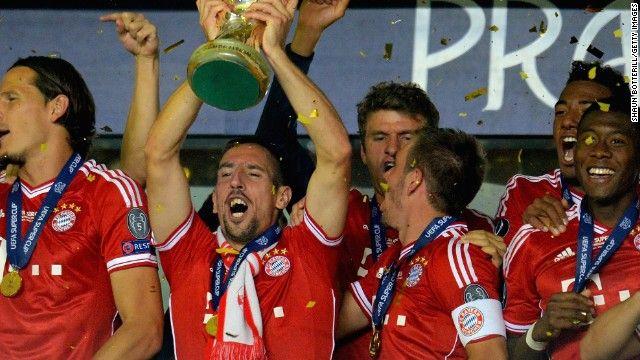 Penalty drama as Bayern Munich claim UEFA Super Cup