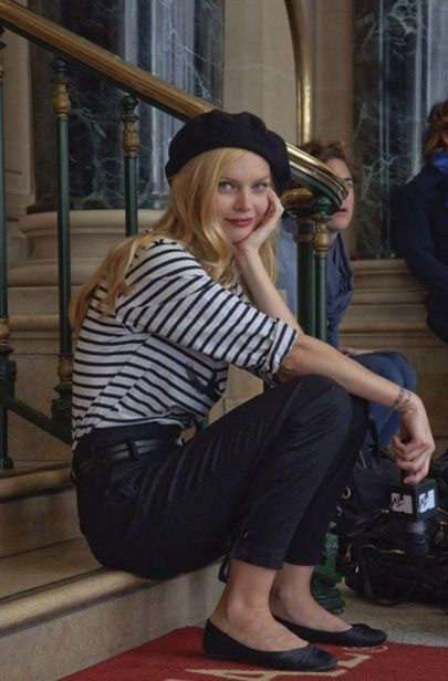 Parisian stripes