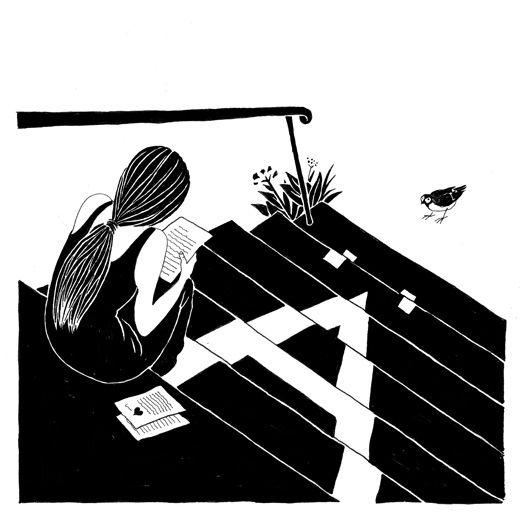 Karppi Design ::: Elämän A ja Ö ::: illustration