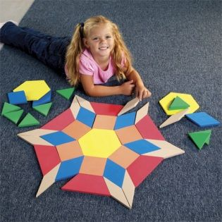 17 Images About Pattern Blocks Or Attribute Blocks On