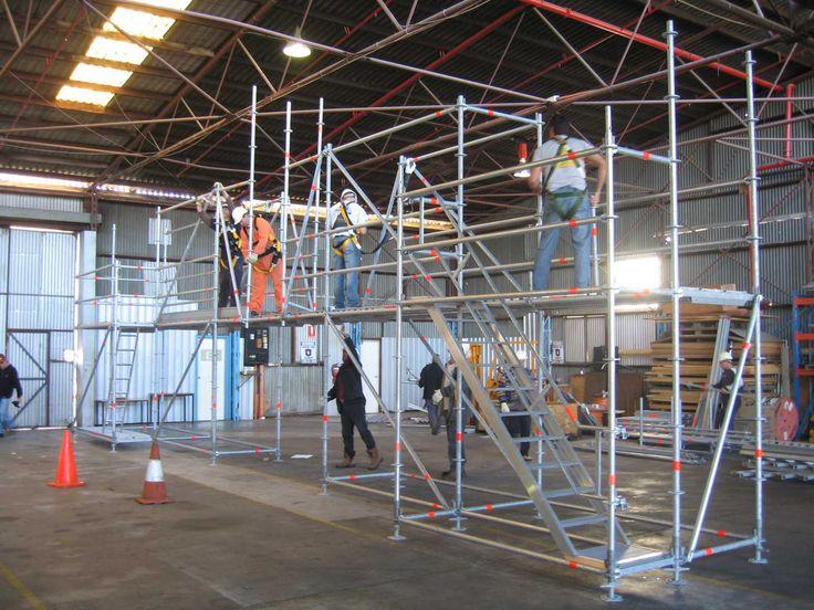Galvanized Steel Scaffolding : Best scaffold tube ideas on pinterest open wardrobe