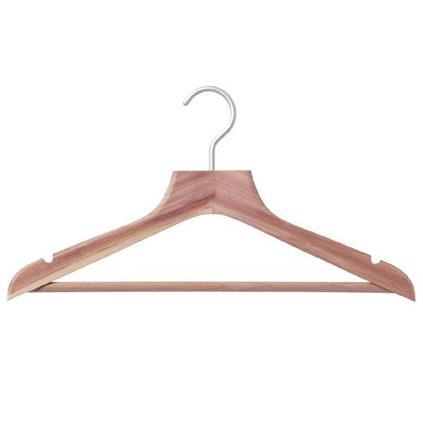 MUJI Red Cedar Hanger 3 Pack