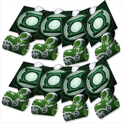 Green Lantern Cake Decorating Kit : Green Lantern Party Blowouts Green Lantern Birthday ...