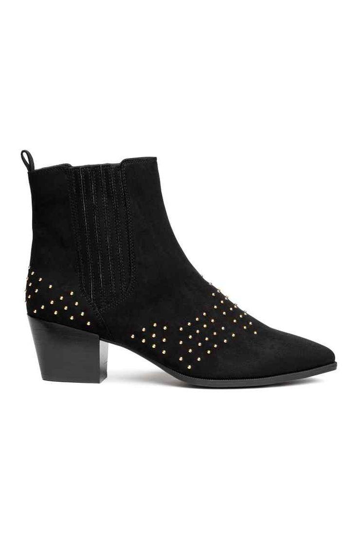Boots - Black - Ladies | H&M