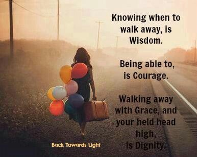 Sad Quotes About Walking Away. QuotesGram
