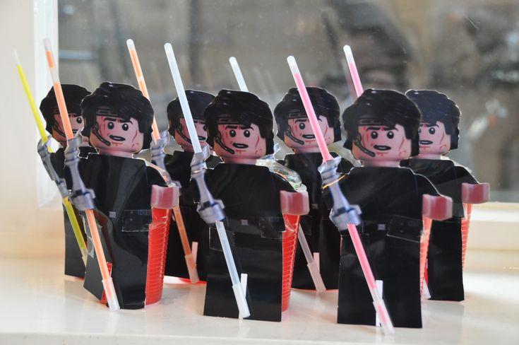 Lego Star Wars traktatie