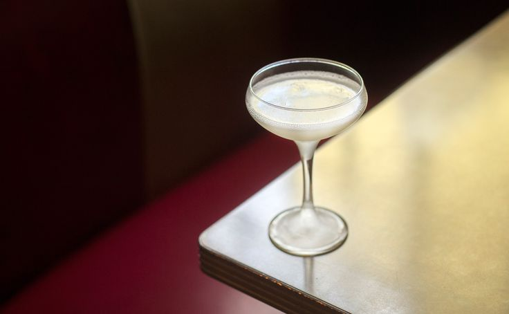 Sesame Daiquiri: Adapted from the Playboy Host & Bar Book (1971) this classic daiquiri gets pumped up with the addition of homemade sesame seed syrup.