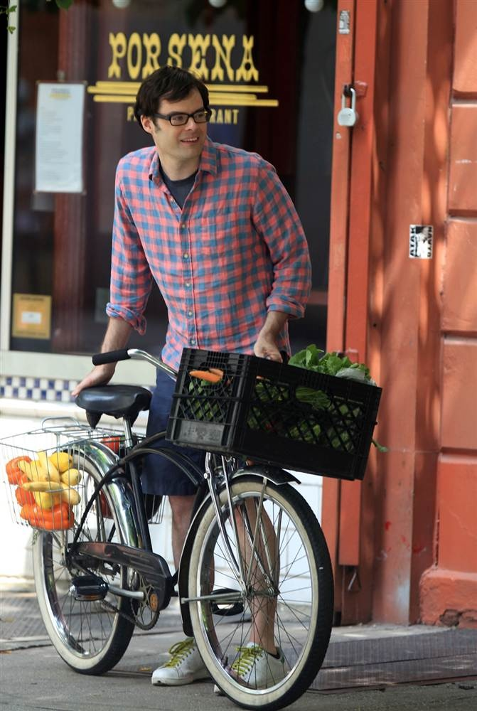 Bill Hader....I love him...so so so so so so so much