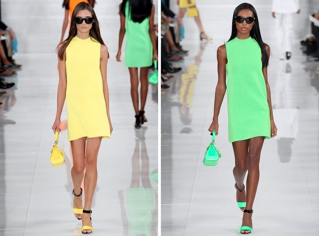 Ralph Lauren -Colección -primavera - verano 2014- Fashion Week Nueva York (14)