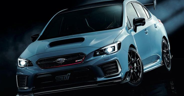 Subaru WRX STI S208 Is A 324 HP Japanese Beast #New_Cars #Subaru