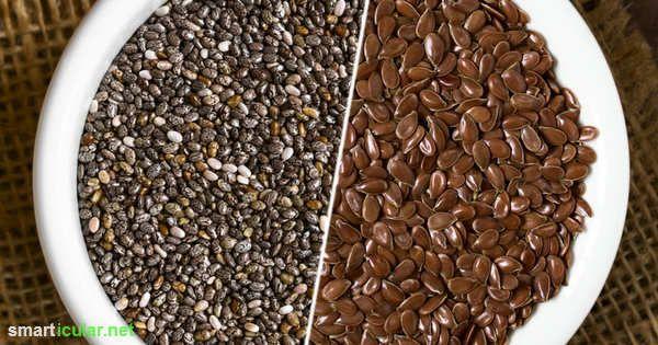 Exotische Superfoods sind voll im Trend. Dabei vergessen die meisten, dass unsere einheimischen Samen und Co. genauso gesund und wertvoll sind!