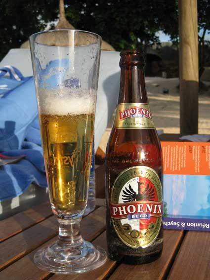 Mauritius - Phoenix Beer