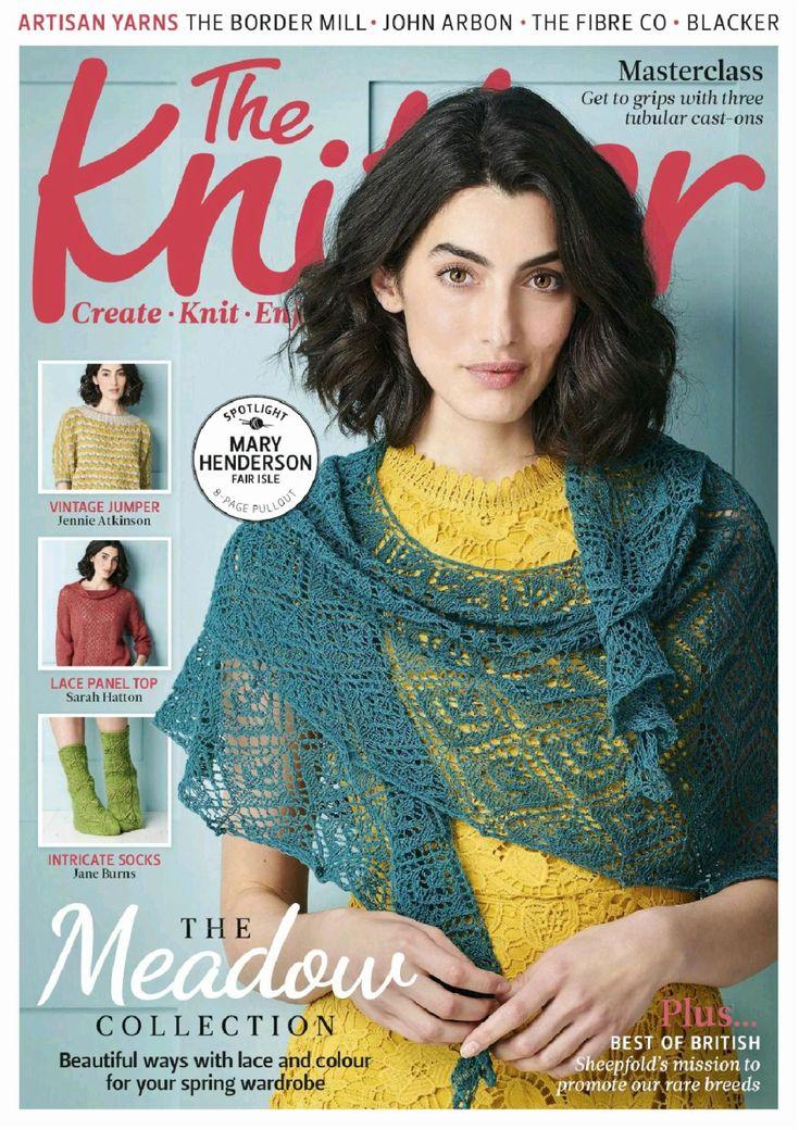"""Журнал """"The Knitter Issue"""" №123 2018г (без реклам). Обсуждение на LiveInternet - Российский Сервис Онлайн-Дневников"""