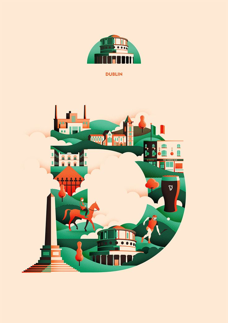 A Glaswegian-wonder form of art, illustration and typography all in one project; Jack Daly designs an alphabet called The Wanderlust Alphabet which includes cities in letters.  http://digitalagencynetwork.com/wanderlust-alphabet-bringing-travel-typography-together/