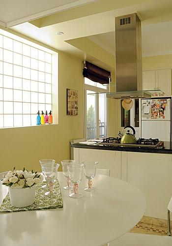 M s de 25 ideas incre bles sobre paredes de tono verde en for Cocinas italianas equipadas