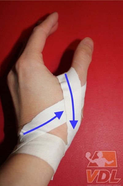 How to do a thumb spica