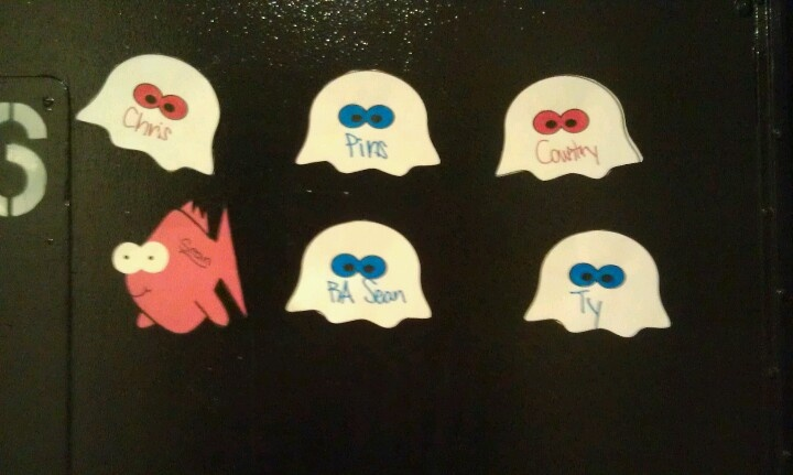 Decorating Ideas > Pin By Angie Jennifer On #ResLife  Pinterest ~ 034448_Halloween Door Decs Resident Assistant