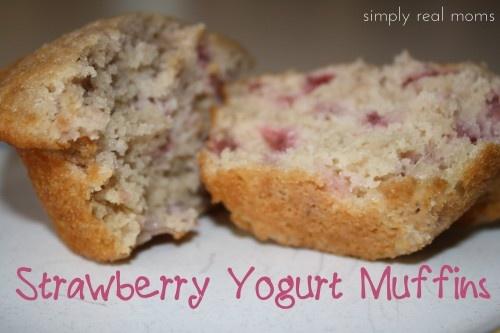 Mmmm ... the yogurt in these makes them super moist!