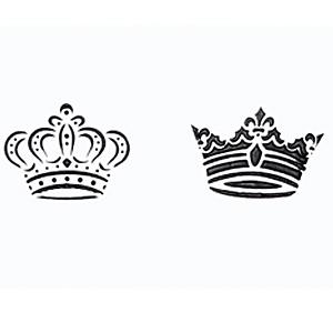 Royal Crowns Cookie Stencils | Wedding Themes | Pinterest ...