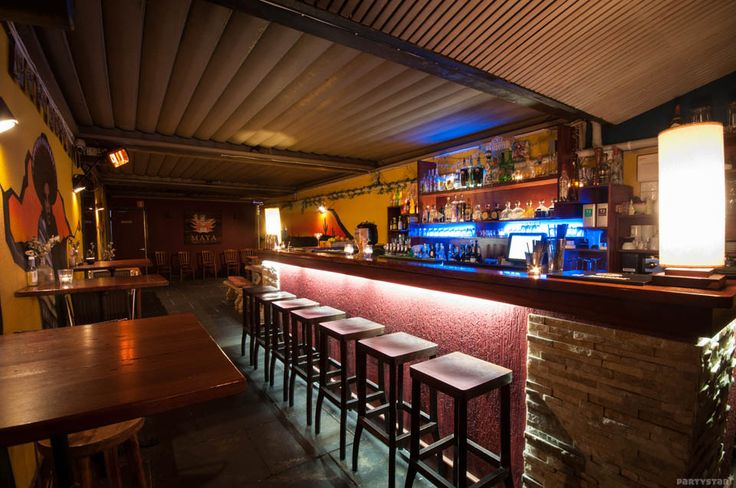 NEW! Maya Bar #South Yarra, VIC. The louvred roof means a perfect party no matter the weather. #Partystar #Melbourne #functionroom #21stbirthday #Mexican #tequila #sangria