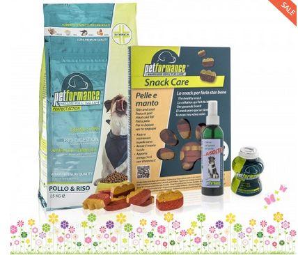 Kit cambio stagione per il tuo cane : soluzione ai mali di stagione attraverso solo prodotti naturali