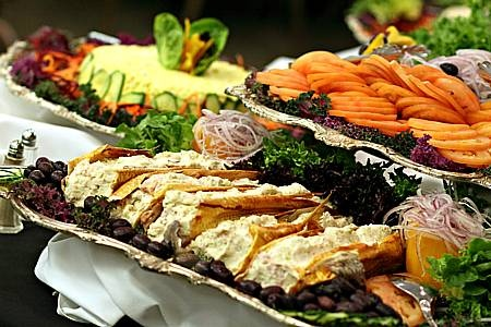Delicious food for your special day. enjoy it!