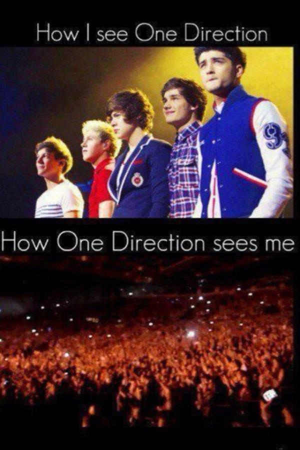 Hate how true this is<3   I WISH I GET TO MEET, TALK TO, GET AUTOGRAPHS FROM THEM<3