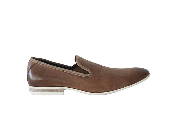 French designed men's loafer