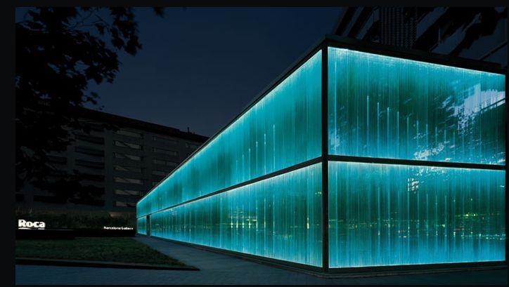 illuminazione facciate di vetro - Поиск в Google