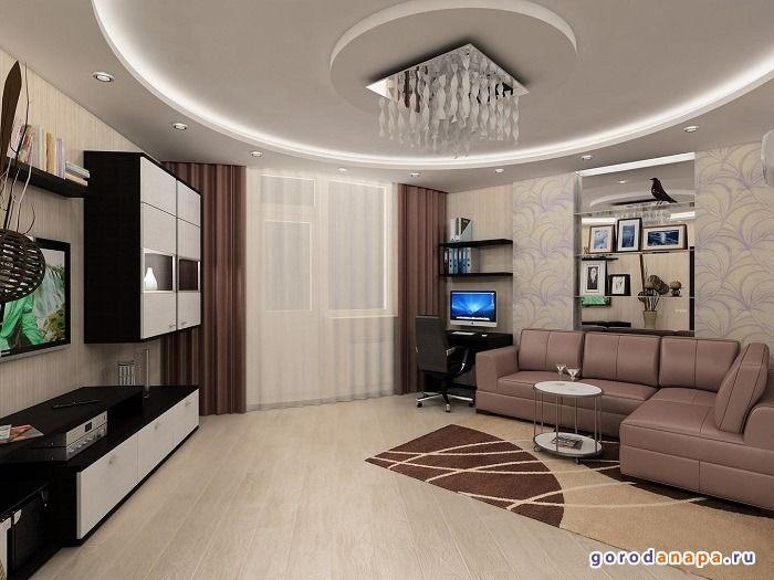 Дизайн интерьера ЗАЛ [стр. 28] - Обустройство квартир и домов в Анапе - Форум Анапа недвижимость
