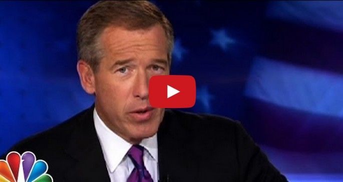 """News anchor Brian Williams unwittingly performs """"Rapper's Delight"""""""