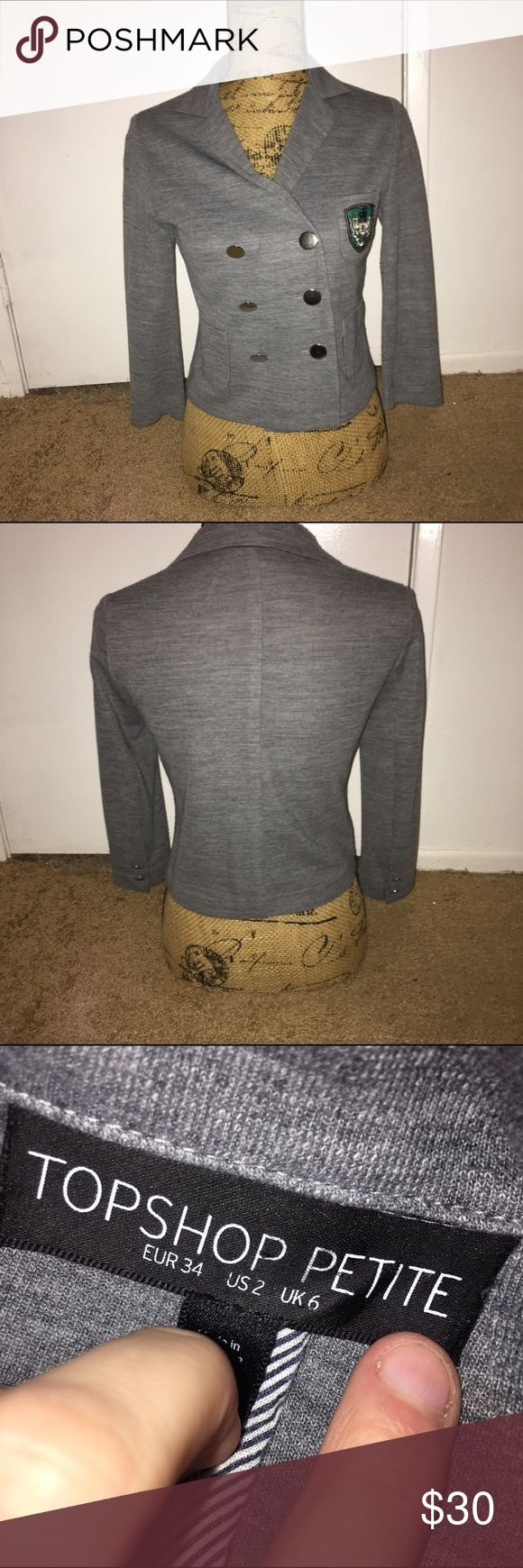 Size 2 TOPSHOP Petite blazer jacket We look at all offers (A33) Topshop PETITE Jackets & Coats Blazers