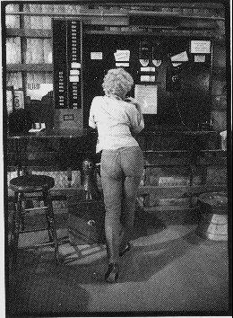 Marilyn Monroe. by Sam Shaw