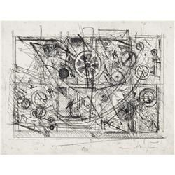 Jean Tinguely untitled