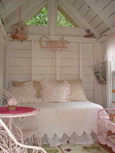 Shabby Chic Bedrooms Design, Pictures, Remodel, Decor and Ideas - page 16