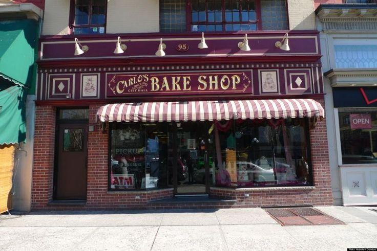 exterior front Pastry Shop Design